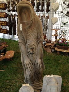 Please don't have nightmares if you have this in your garden.
