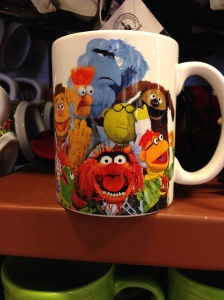 It's time to play the music, it's time to light the lights, it time to make some tea on the Muppet show tonight!