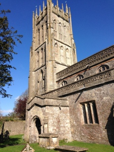 St Giles church, Leigh on Mendip
