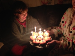 Happy 13th Birthday George!!
